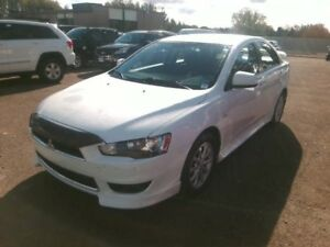 2012 Mitsubishi Lancer All Wheel Drive, Factory Warranty!