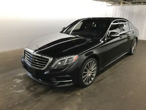 2015 MERCEDES-BENZ S 550 4MATIC (LWB) AMG Sport-Line
