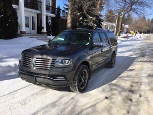 2015 Lincoln Navigator Reserve SUV, Crossover