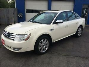 2009 Ford Taurus LIMITED AWD - $8,950