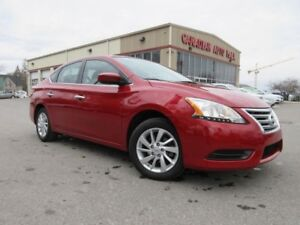 2014 Nissan Sentra SV, NAV, ROOF, ALLOYS, BT, 35K!