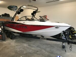 2011 WAKESETTER 247 with 555hp LSA engine