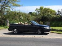 Saab 9-3 SE Convertible Great condition for age
