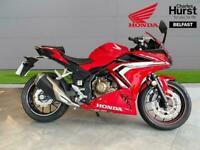 2020 Honda CBR Cbr500Rajed (18My) Sports Manual