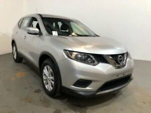 2016 Nissan X-Trail T32 ST (FWD) Silver Continuous Variable Wagon Kooringal Wagga Wagga City Preview
