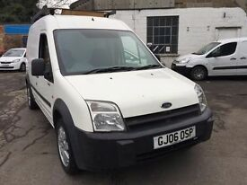 Ford Transit Connect 2006, starts and drives very well, 1 years MOT, very clean van, located in Grav