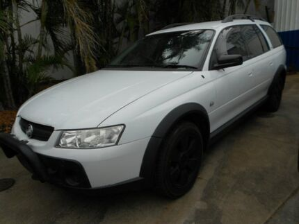2006 Holden Adventra VZ SX6 White 4 Speed Automatic Wagon Yeerongpilly Brisbane South West Preview