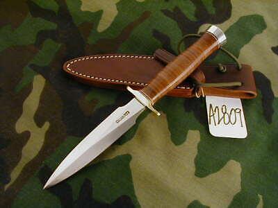 "RANDALL KNIFE KNIVES #2-5"",BDH,RWBS,LEATHER,DB #A2809"