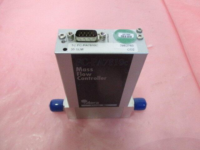 Aera FC-PA7810C Mass Flow Controller, MFC, CO2, 35 SLM, 22-186154-00, 421366
