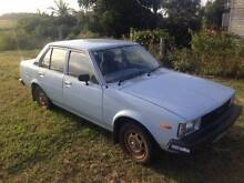 1982 Toyota Corolla Sedan Low Mileage Elderly Owners Gin Gin Bundaberg Surrounds Preview