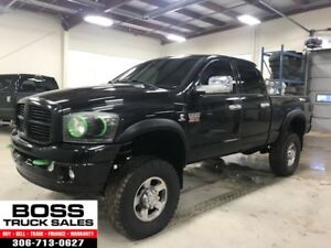 2008 Dodge Ram 3500 SLT Lifted 4x4 Beast! Diese!