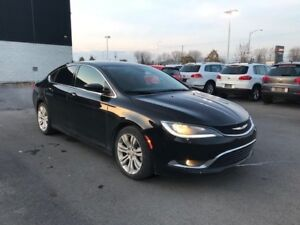 2016 Chrysler 200 LIMITED V6 A/C MAGS