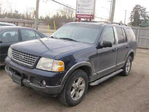 2003 Ford Explorer XLT|4x4|AS TRADED