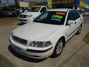 2001 Volvo S40 2.0 Litre Automatic Sedan Wangara Wanneroo Area Preview