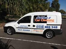 MOBIL CAR DETAILING INCLUDES VAN & DISTRIBUTION SALES Banksia Beach Caboolture Area Preview