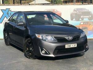 2014 Toyota Camry ASV50R RZ Grey Sedan Campbelltown Campbelltown Area Preview