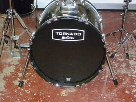 Mapex Tornado Drum kit for sale.