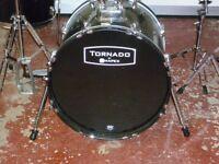 Mapex Tornado Drum kit for sale.