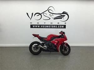 2015 Honda CBR1000RR - Stock#V2709 - No Payments For 1 Year**