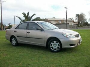 2002 Toyota Camry ACV36R Altise 5 Speed Manual Sedan Alberton Port Adelaide Area Preview
