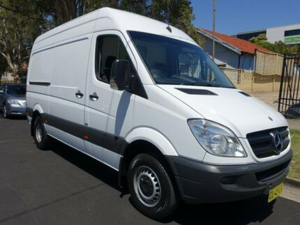 2012 Mercedes-Benz Sprinter 906 MY12 416 CDI MWB 7 Speed Automatic Van