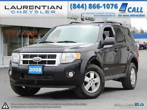 2008 Ford Escape XLT-AS TRADED!