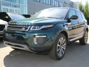 2017 Land Rover Range Rover Evoque HSE - Original Retail Price $