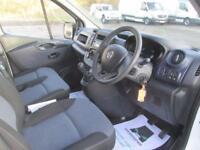 Vauxhall Vivaro 2900 1.6Cdti 115Ps L2 H1 Doublecab DIESEL MANUAL WHITE (2016)