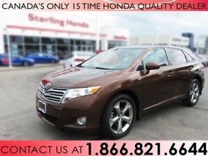 2010 Toyota Venza V-6 | 1 OWNER | AWD | NO ACCIDENTS