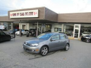 2012 Volkswagen Golf 2.0L TDI - HIGHLINE