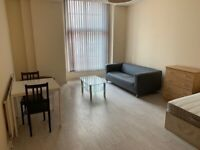 Studio Apartment in City Center Available now