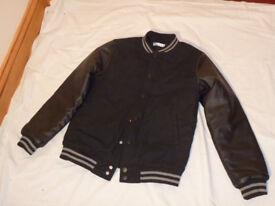 Padded Bomber style jacket - Size 12-13 Years