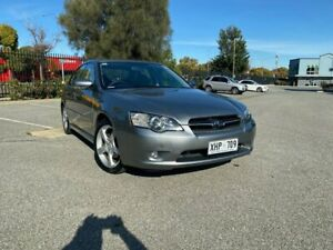 2005 Subaru Liberty B4 MY06 AWD Silver 4 Speed Sports Automatic Sedan Mile End South West Torrens Area Preview