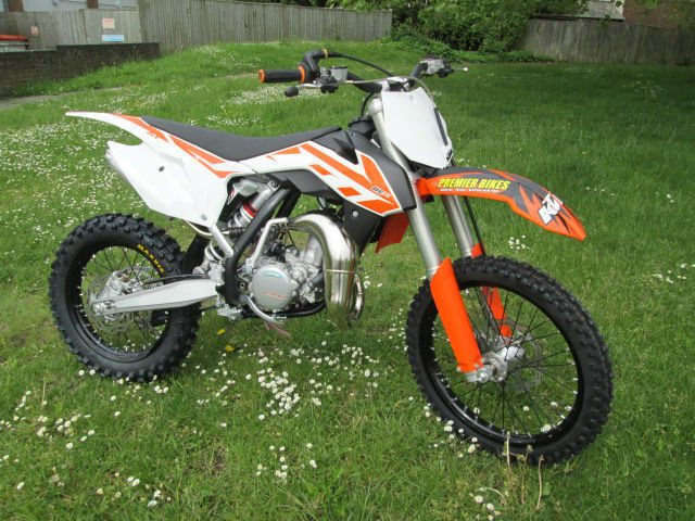 ktm 85 85cc sx bw sw 2017 motocross motorcycle in didcot oxfordshire gumtree. Black Bedroom Furniture Sets. Home Design Ideas