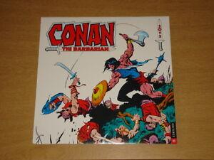 CONAN BARBARIAN 2012 CALENDAR UNIVERSE PUBLISHING<