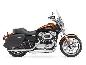 2015 Harley-Davidson® XL1200T Sportster Super Low