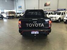 2014 Toyota Hilux KUN26R MY14 SR5 Black (4x4) Black 5 Speed Manual Dual Cab Pick-up Beckenham Gosnells Area Preview