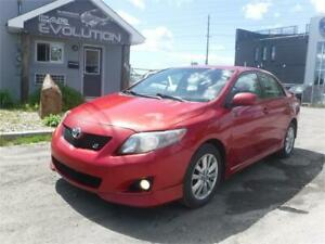 2009 Toyota Corolla S Edition, EXTRA CLEAN, CERTIFIED+WRTY $7490