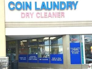 Highly Profitable Coin Laundromat Business