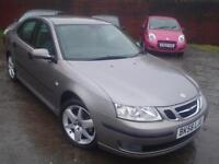 2006 Saab 9-3 1.8t Vector Sport+very low miles 58k+immaculate+4 Saab stamps