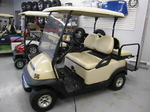 2007 Club Car Precedent 48v Golf Cart