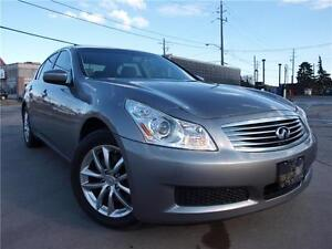 2009 Infiniti G37 Sedan Luxury, AWD!! CANADIAN VEHICLE!