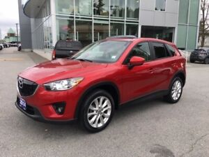 2014 Mazda CX-5 GT AWD at An automotive revolution. Born from a