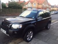 05 Land Rover Freelander XEI 1.8 – Petrol – LOW MILEAGE!