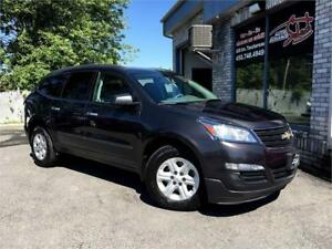 2015 Chevrolet Traverse LS AWD 8 PASSAGERS