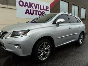 2013 Lexus RX 350 NAVIGATION B/U CAMERA PREMIUM TOURING SAFETY