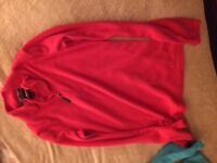 2 Fleece Tops and 2 Pairs of Camping Trousers for Girl/Lady size 8