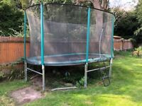 Trampoline for Free