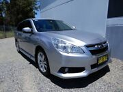 2014 Subaru Liberty B5 MY14 2.5i Lineartronic AWD Silver 6 Speed Constant Variable Wagon Glendale Lake Macquarie Area Preview