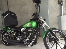 2015 Harley Davidson Breakout FXSB Enoggera Brisbane North West Preview